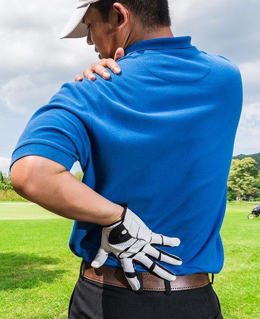golf injuries