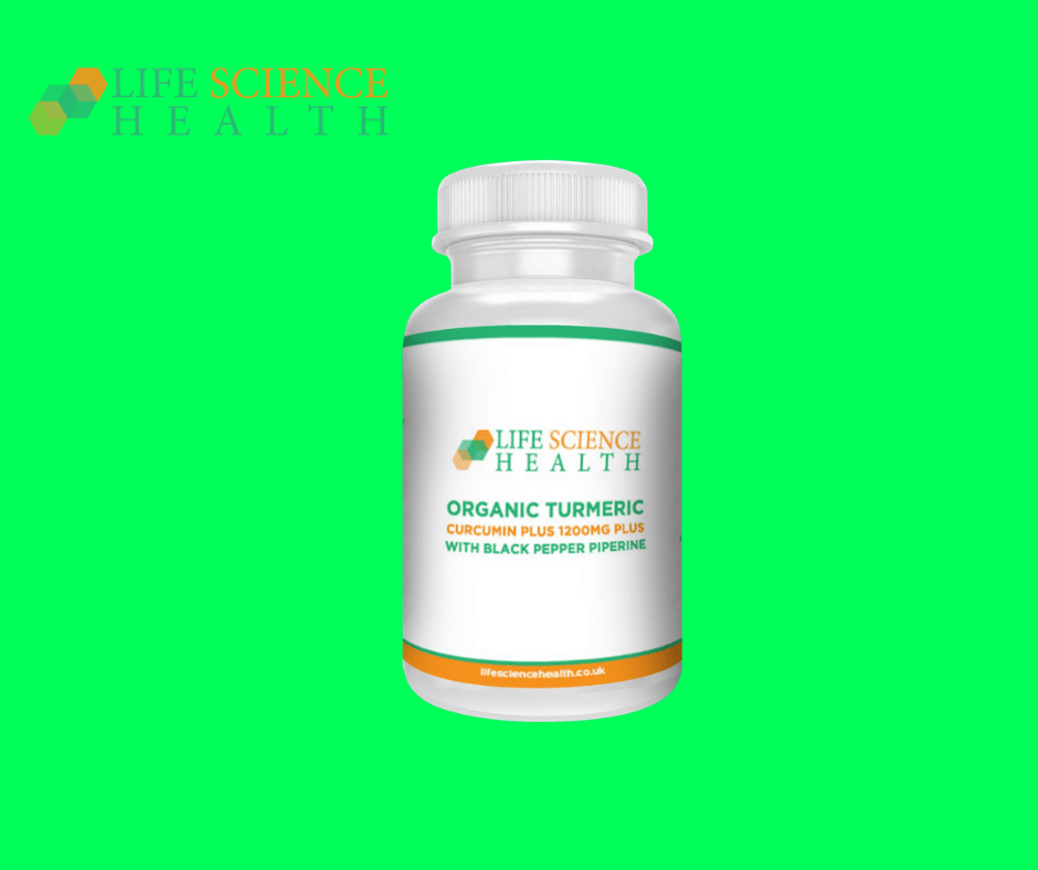 Turmeric Supplement from Life Science Health