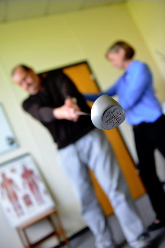 golf exercise rehabilitation